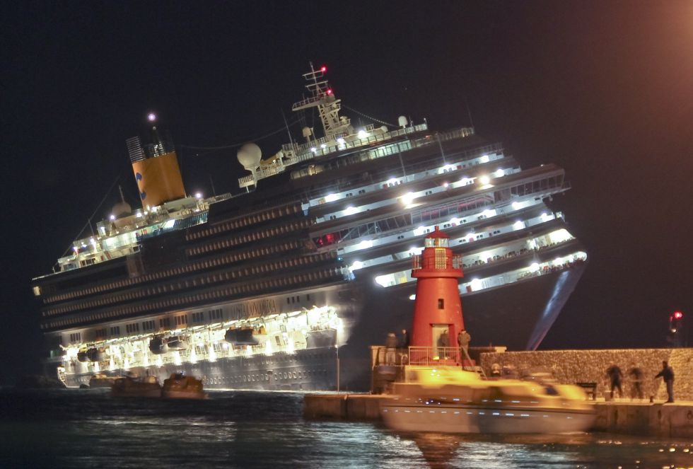 Post thumbnail of Tragedia en el Crucero Costa Concordia