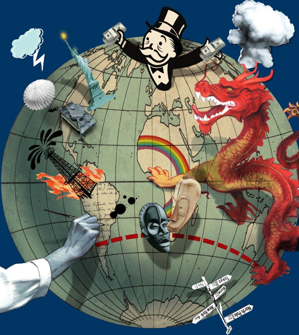 Fusilable al amanecer: El desorden mundial y la caída de la Unión ...